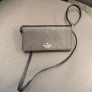 Kate Spade wallet/phone holder crossbody